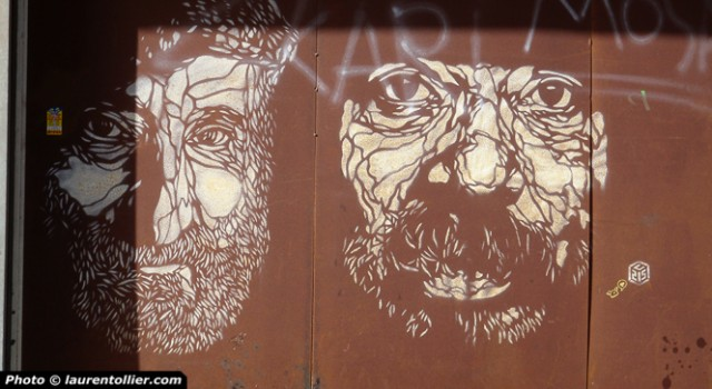 Art urbain à Tel Aviv
